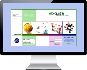 Fish Media clinches Ebiquita website contract win