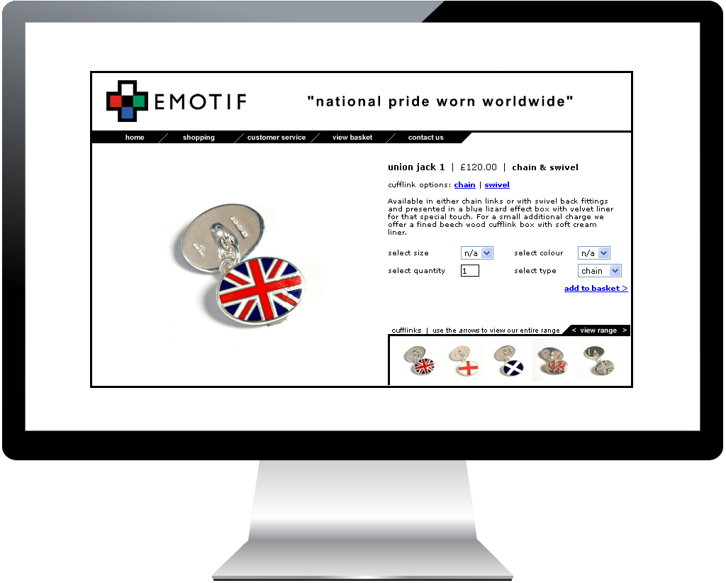 emotif-website
