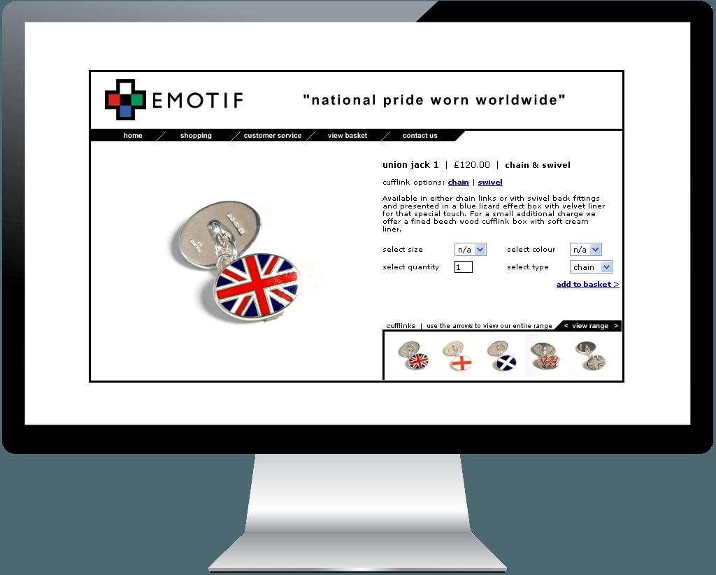 emotif-website