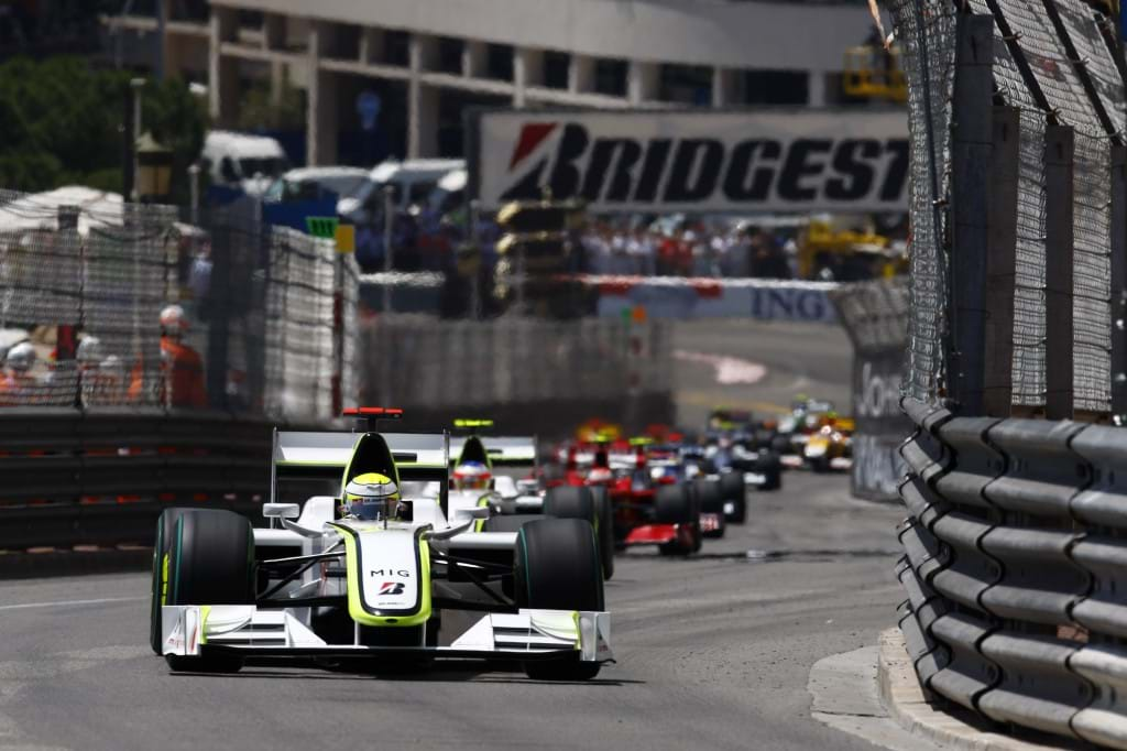 2009 Monaco Grand Prix - Sunday