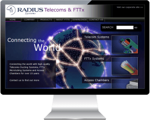 Radius Systems Websites