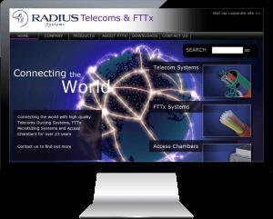 Radius Systems Websites