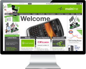 Mainline Website & Dealer Portal