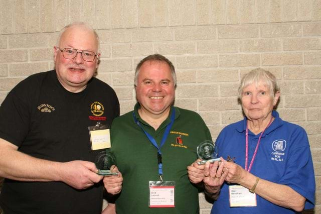 Derby CAMRA website award