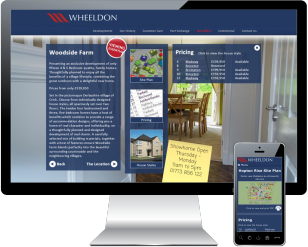 Wheeldon-website