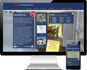 Wheeldon get new online home
