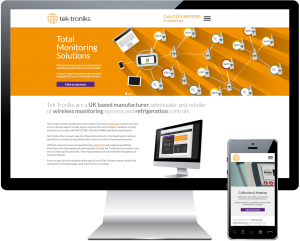 Tek Troniks monitoring for success
